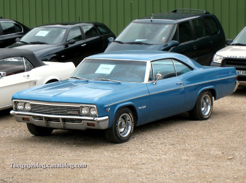 Chevrolet impala SS 2-door coupé (Jettingen)
