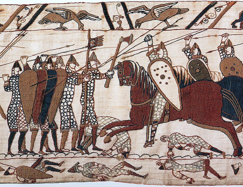 bayeux tapisserie