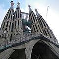 Un dimanche à ... barcelone (jour 3: la sagrada familia, vue de l'extérieur)
