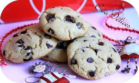 Cookies beurre de cacahuètes bis