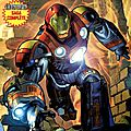 ultimates hs 11 iron man la guerre des armures