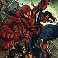 Avenging Spiderman 1 by Joe Madureira