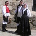 Melide costumes traditionnels