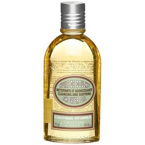6100735-loccitane-huile-de-douche-damande-shower-oil-almond-8-4-ounce-bottle