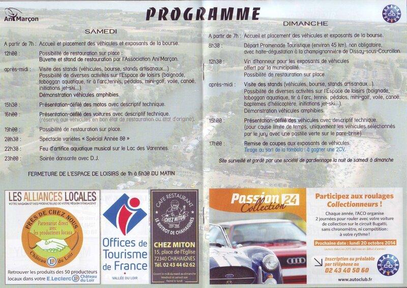 programme marçon 20140001