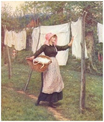 HelenPatersonAllingham(DryingClothes)Collect°Privée