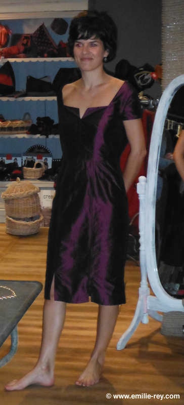 Robe Rebecca 6
