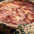 Lasagne au canard avec du pangrattato