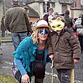 Week-end en photos : carnaval et geocaching