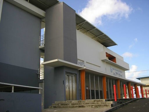 Vocational high school Aliker - FORT DE FRANCE