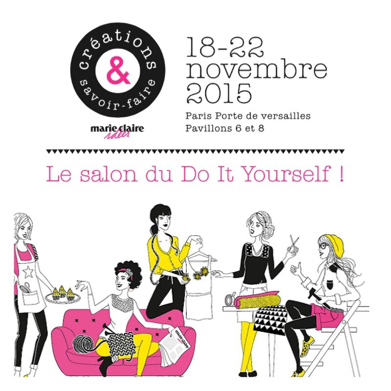 Salon Créations et Savoir-Faire 2015