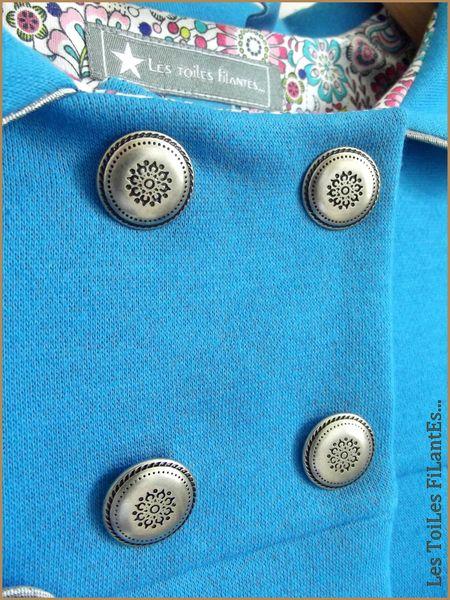 Vesta Agatha bleu de Cobalt11