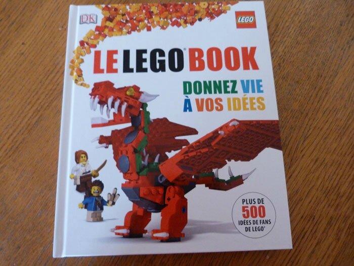 le lego book donnez vie a vos idees