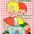 Paperdolls of baby doll!!!!!