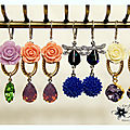 bijoux-mariage-soiree-temoin-boucles-d-oreilles-clous-puces-berenice-cristal-et-fleurs-en-résine