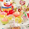Les formules anniversaire enfant du bô'b'art