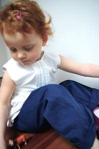 Une Petite Fourmi - couture fille - 5