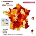 departements endette de france_n