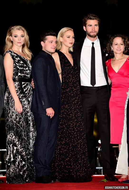 Hunger Games_Mockingjay Part 2 - London Premiere 04