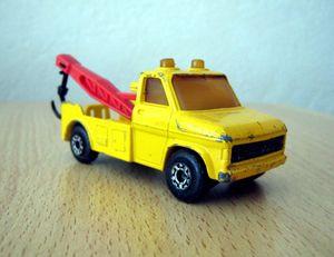 Wreck truck -Matchbox- (1978) 01