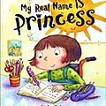 6.my real name is princess