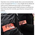 La police débarque dans une mosquée du 11ème à paris et terrorise les enfants et fidèles