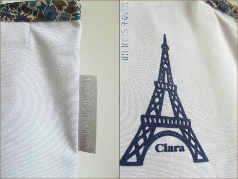 Tote-bag Lisa et Clara3