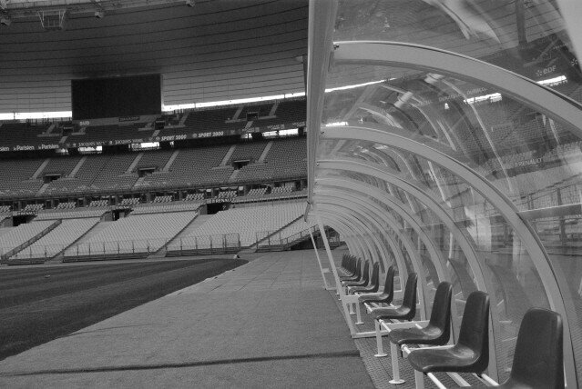 Banc De Touche Photo De Stade De France Les Images De Yoan