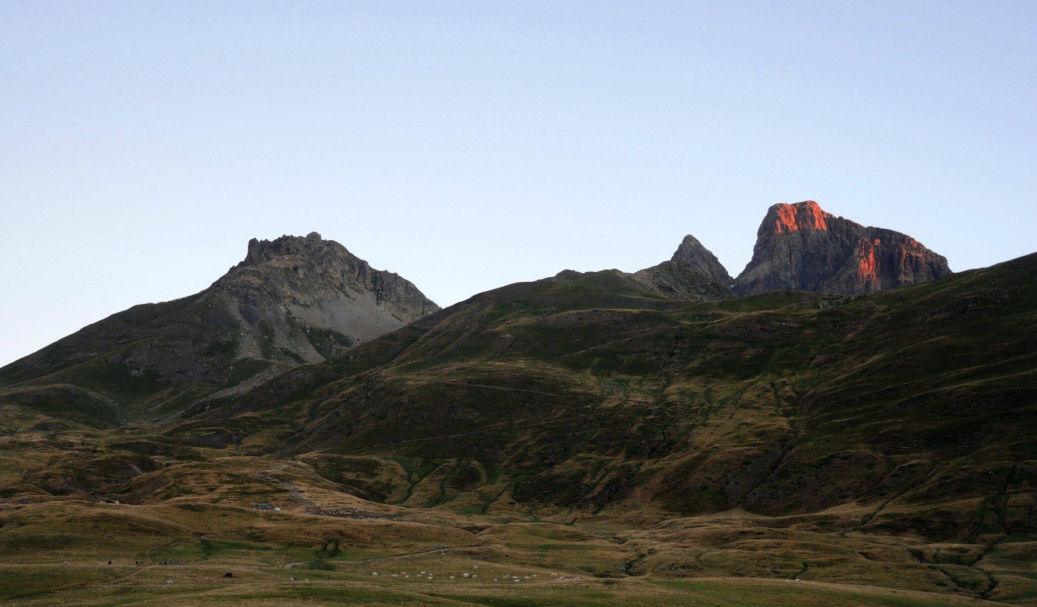 Col du Pourtalet, sommet du Pic du Midi d'Ossau, août 2016, matin 2 (64)