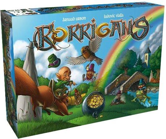 Boutique jeux de société - Pontivy - morbihan - ludis factory - Korrigans