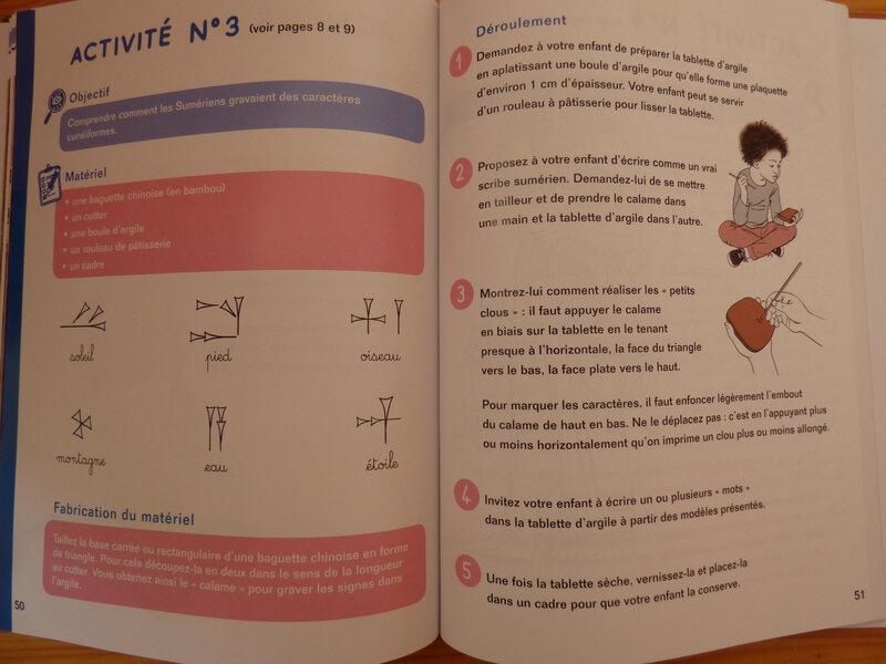 L'histoire de l'écriture (2)