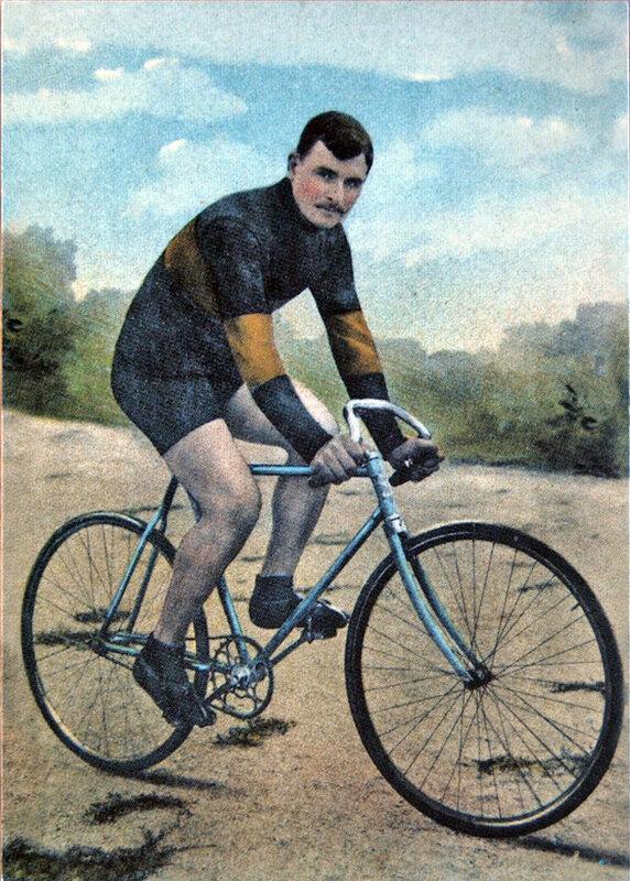 Affiche François Faber 1909