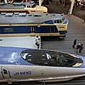 Erebos momiji tour 20 - kyoto railway museum (part 1)