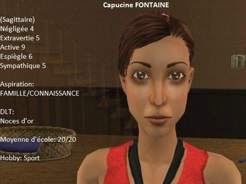 Capucine Fontaine
