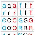 Typographie : helvetica quand tu nous tiens !