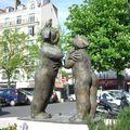 Les Louloutes nues à La Varenne St Hilaire (94)