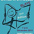 0525 Livres en citadelle 2013 (Blaye)