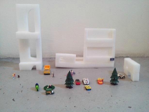 recyclage jeux enfant