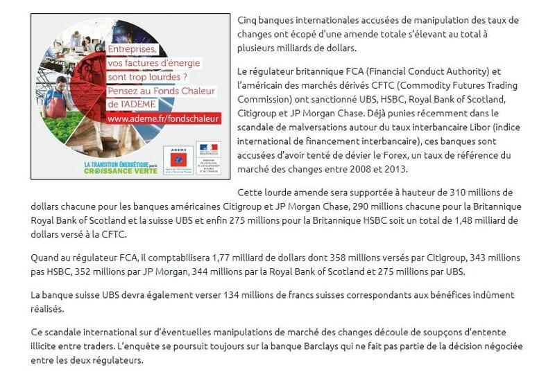 HSBC FRAUDE