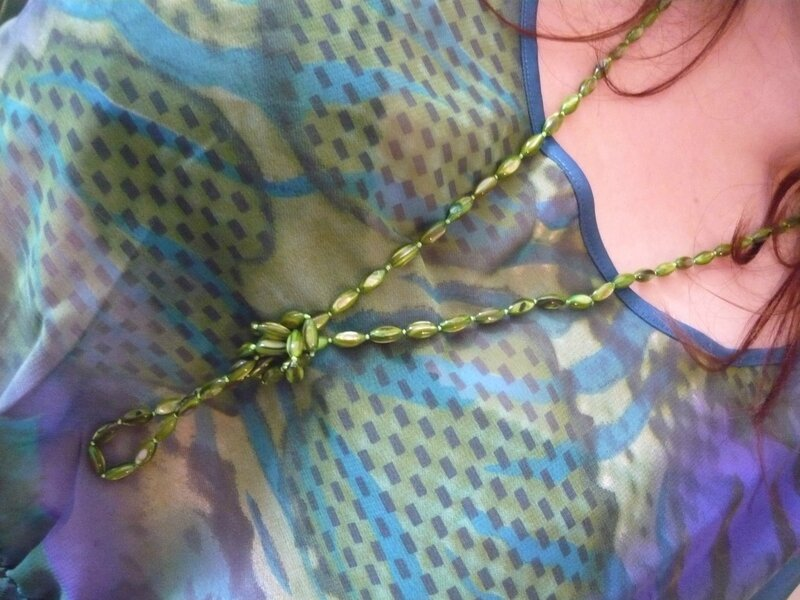 French Curves Lagranderonde collier