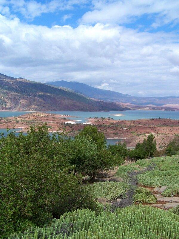 Lac de Bin el Ouidane