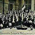 Trelon - la société de musique en 1905 ***