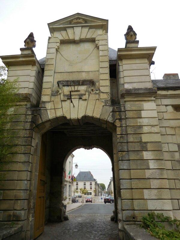 Porte Richelieu