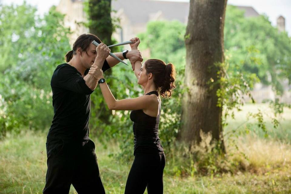 Rose and Dimitri03 Vampire Academy movie