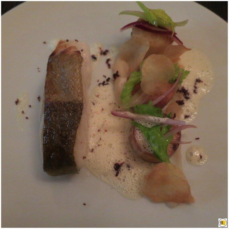 Cabillaud demi-sel, pommes de terre boulangères