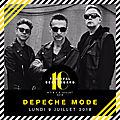 Festival beauregard 2018 depeche mode en day after • lundi 9 juillet 2018