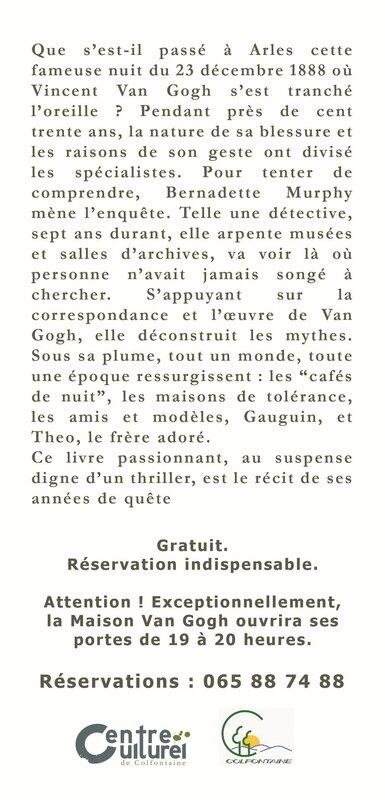 Conférence Oreille Van Gogh verso copie