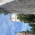 Muraille blésoise et petit bout de l'aile gaston d'orléans