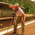 Autoportrait de Densha Otaku 365, gare de Cenon