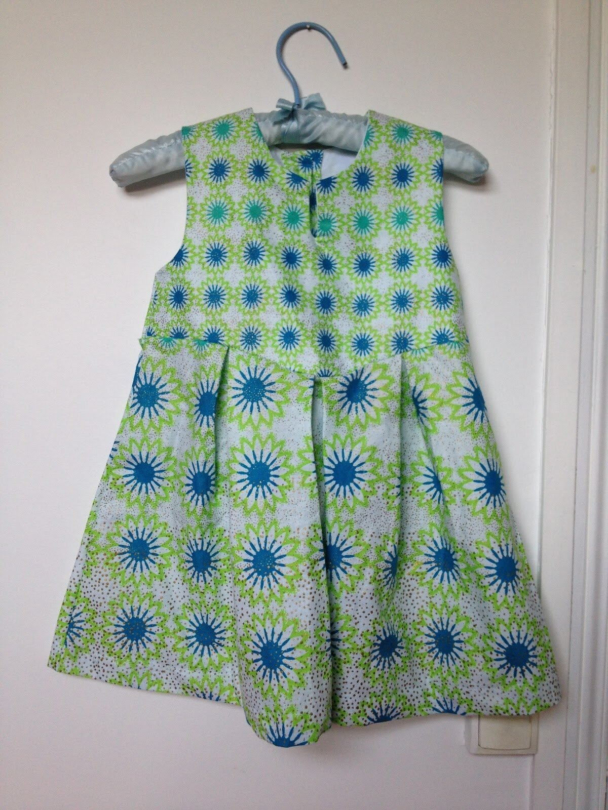 Robe Julia en wax